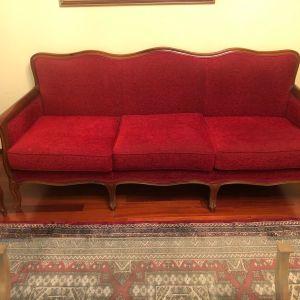 Καναπές με 2 πολυθρόνες