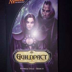 Magic The Gathering - Guildpact - Ravnica Cycle - Book II