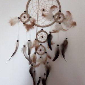 Ονειροπαγίδα με φτερά πτηνών.