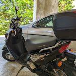 Yamaha scooter BWS 100cc  2001 Θεσσαλονίκη