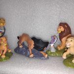 9 Φιγουρες Ηρωες Lion King