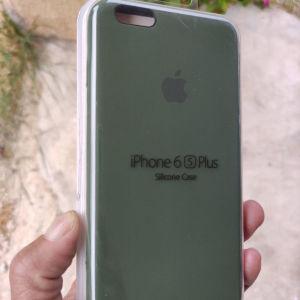 Original OFFICIAL Apple Θήκες σιλικόνης για IPhone 6 Plus / 6S Plus (5,5)