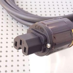 HI-FI , HI- END ,POWER CABLE -τύπου IEC - Τροφοδοσίας 220V