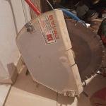 πάγκος και εργαλείο κοπής πέτρας και μαρμάρου DIMAS TS350E
