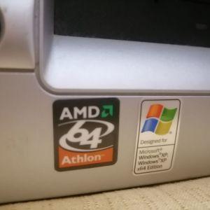 Υπολογιστής σταθερός παλιός.