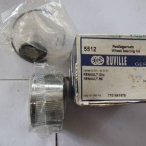 RUVILLE 5512 - SKF VKBA 3496 - RENAULT CLIO THALIA TWINGO 19 CHAMADE CABRIO 19 - DACIA SOLENZA