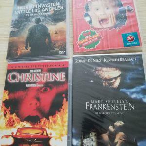 2 ταινίες dvd frankestain  battle los angeles
