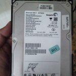 verbatim seagate 40gb hard disk