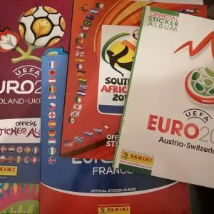 Panini World Cup & Euro