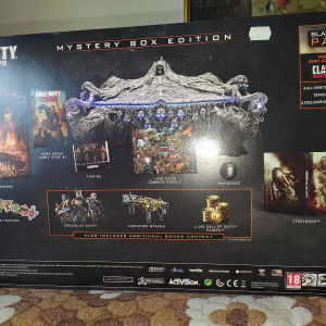 CALL OF DUTY MYSTERY BOX COLLECTOR EDITION