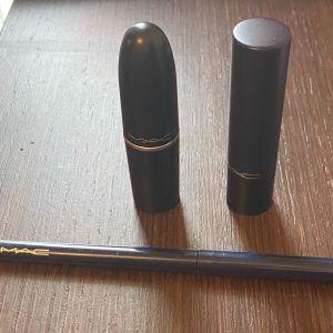 Κραγιόν και μολύβι μπλε Mac