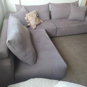γωνιακος καναπές