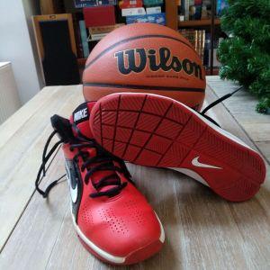 Nike Team Hustle kids