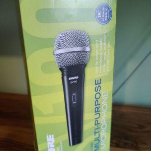 Μικρόφωνο Επαγγελματικό SHURE SV100