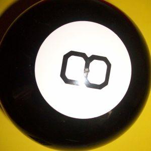 Μαγική μπάλα 8 μπιρλιάδου Magic 8 Ball
