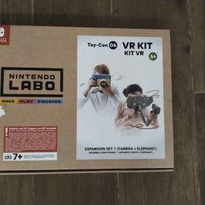 Nintendo LABO VR KIT Expansion Set 1 Camera & Elephant ΟΛΟΚΑΙΝΟΥΡΓΙΟ ΣΦΡΑΓΙΣΜΕΝΟ