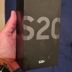 Samsung S20 plus 128g Grey 8Kvideo