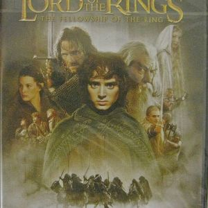 THE LORD OF THE RINGS-THE FELLOWSHIP OF THE RING