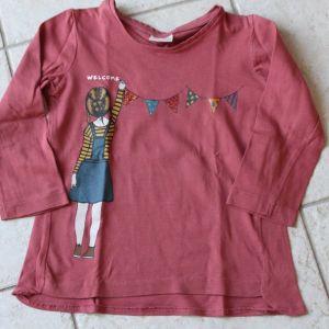Zara μπλουζα 4 ετών