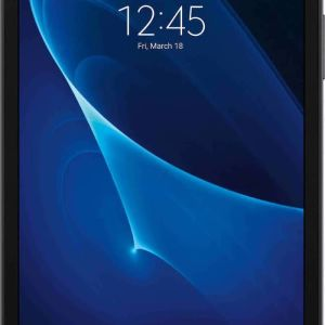 Galaxy Tab A (2016) 16GB - Μαύρο - (WiFi + 4G)