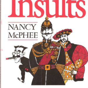 THE COMPLETE BOOK OF INSULTS NANCY MCPHEE