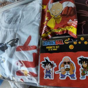 Set Dragonball/Naruto