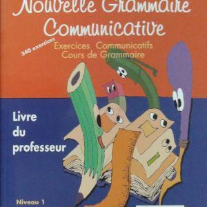 Γαλλικά εκπαιδευτικά βιβλία. Nouvelle grammaire communicative. Delf A1
