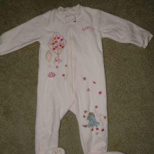 mothercare fleece φορμακι για 18-24μηνων