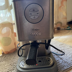 GAGGIA and KRUPS