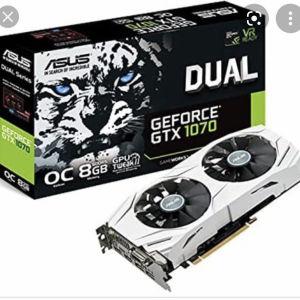 GTX 1070 8GB (συζητήσιμη)