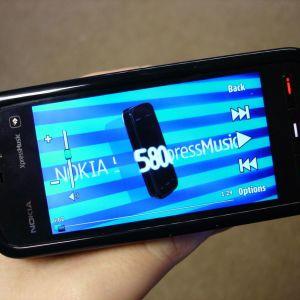 nokia 5800d-1 XPRESS MUSIC
