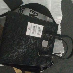 MCM τσάντα ώμου αυθεντική