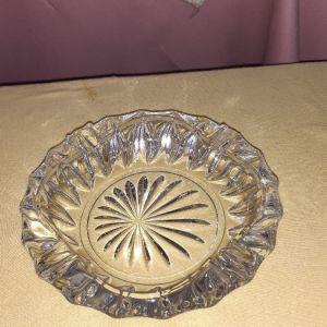 Σταχτοδοχειο κρυσταλλινο kosta boda καινουργιο vintage