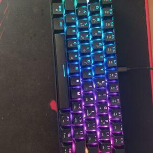 Gaming keyboard Motospeed ck61