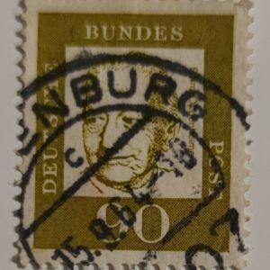 Γερμανία 1961 - Franz Oppenheimer 90 Pf