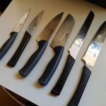 6 Μαχαιρια Ikea