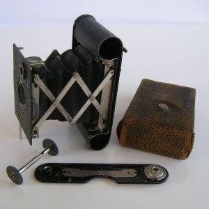 Αντίκα   Vest Pocket Kodak 1910-20 Αυτογραφική φωτογραφική μηχανή