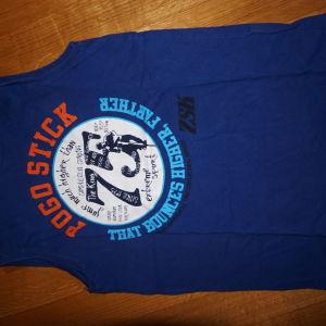 zara αμανικο μπλουζακι για 11-12χρ