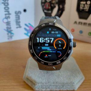 Smartwatch E15 καινούργιο με δυνατότητα custom dials και μεταλλική κατασκευή