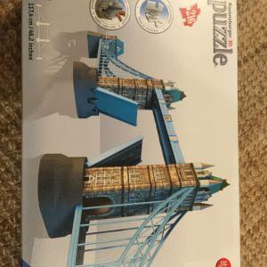 3D puzzle Γέφυρες του Λονδίνου