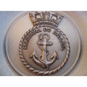 Σφραγίδα του Ναυτικού της Βραζιλίας.