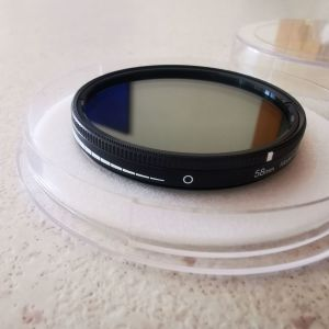 Nd filter 58mm