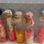 Μπομπονιέρες,  κουτακια μεταλλικά με υπέροχο design, shabby chic. Χειροποίητα και μοναδικά!