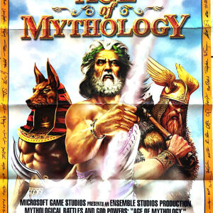 7 Αφίσες Age of Mythology