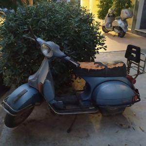 VESPA 200 cc