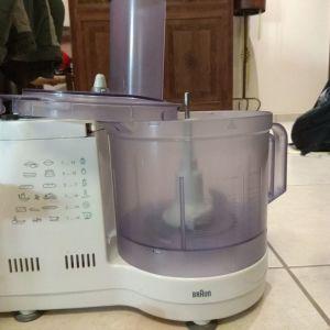 Πολυμιξερ-Κουζινομηχανη BRAUN K3210