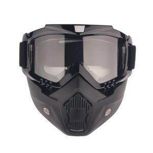 Μασκα Προστασιας Μηχανης Με UV400