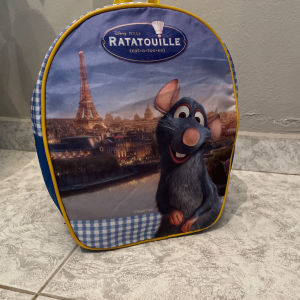 Τσάντα βόλτας η νηπιαγωγείου Ratatouille