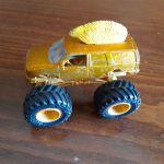 Όχημα Hot Wheels Monster Truck