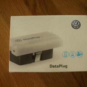VW συσκευή data plug  by texa - we connect go